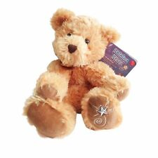 Russ Berrie Shining Stars Honey Bear Teddy Bear Soft Plush New Collectible