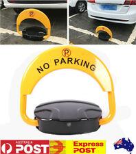 Remote Control Car Parking Spot Lock Foldable Barrier Auto Sensor Anti-Collision