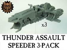 Thunder Assault Speeder 3-Pack