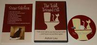 The Toilet Trained Cat DVD Ashton Lau Cat Training