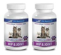 cats hip and joint - CAT HIP AND JOINT SUPPORT 2B- cat glucosamine treats