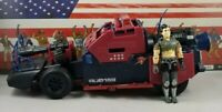 Original 1986 GI JOE DREADNOK THUNDER MACHINE vehicle & Thrasher Complete UNBROK