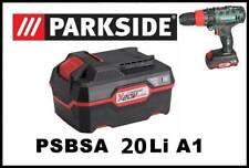 3Ah Bateria taladro Parkside 20v Li Battery Drill PAP 20 driver PSBSA 20-Li A1
