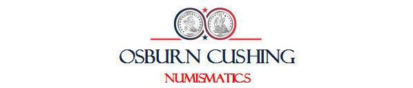 Osburn Cushing Numismatics