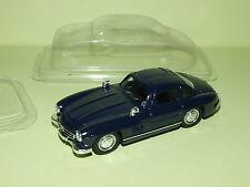 MERCEDES 300 SL Bleu 1954 SOLIDO Neuf sous Coque