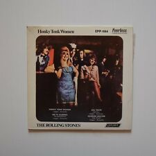 "ROLLING STONES - Honky tonk women - 7"" EP 4-TRACKS MEXICO"