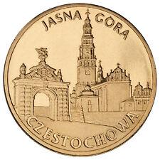 POLONIA 2 Zl. 2009 Ciudades Polacas CZESTOCHOWA - Poland - Polska JASNA GORA