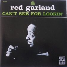 Red Garland-Can 't see for Lookin' paul Chambers arthutr taylor/prestige OVP