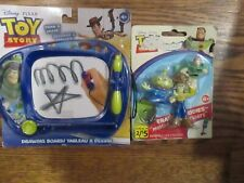 Disney Toy Story Drawing Board + 3 Pack Toy Story Erasers