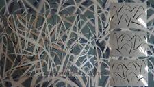 Camo Marshland Grass 4pc 3 20x12 1 12x8  inch stencil Large Kit.