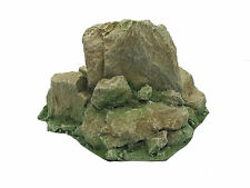 ROCK OUTCROPPING LARGE BOULDERS MULTI SCALE CAST FOAM ATHERTON SCENICS (#9926)