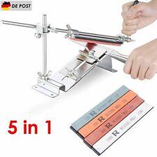 Küche Messerschleifer Messerschärfer Sharpener Fixed-Winkel mit 4Schleifstein