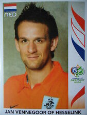 Panini 243 Jan V. of Hesselink Niederlande FIFA WM 2006 Germany