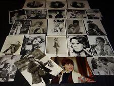 JANE FONDA 53  photos argentique presse cinema sexy vintage