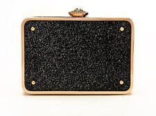 INC INTERNATIONAL CONCEPTS black sparkle clutch Retail $69