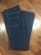 Old Navy Sweetheart Womens 12 Regular Classic Bootcut Denim Blue Jeans Stretch