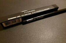 3 Mac Cosmetics Technakohl Eye Liners Graphblack Nib black