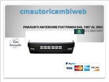 PARAURTI ANTERIORE FIAT PANDA 750/1000  4x4  DAL 1987 AL 2003