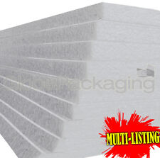 More details for expanded polystyrene eps70 foam packing insulation sheets *all sizes / qty's*