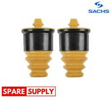 2X RUBBER BUFFER, SUSPENSION FOR FORD SACHS 900 313