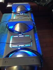 Elos Powerlights with blue Led's and Manta brackets