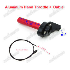 Handle Throttle Cable For 110cc 125cc 140cc Lifan CRF KLX TTR SSR Pit Dirt Bike