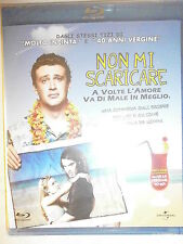 NON MI SCARICARE-FILM BLU-RAY NUOVO DA NEGOZIO-SPEDIZIONE € 4,90 FINO A 20 FILM