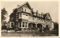 postcard of wordworth house .swanage