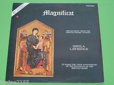 Magnificat - Sheila Lawrence - Organ Music from the Servite Priory London - LP