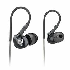 MEElectronics Sport Fi M6 Noise Isolating In Ear Headphones with Memory Wire