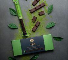 Osulloc Jeju Island Green Tea Chocolate Bar 40g x 3ea Sweet Cream_VG
