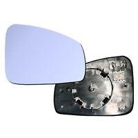 GLACE RETROVISEUR RENAULT LAGUNA 3 APRES 10/2007 DROIT DEGIVRANT TEINTE