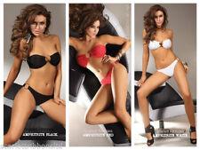Maillots de bain ensembles bikini pour femme, taille XL