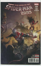 Spider-Man 2099 #19 NM Fighting Crime Before His Time  Marvel CBX11