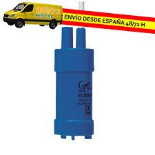 BOMBA DE AGUA SUMERGIBLE COMET ELEGANT 12V 10 LITROS/MIN CARAVANA CAMPING CAMPER