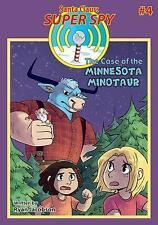 The Case of the Minnesota Minotaur: Santa Claus: Super Spy, Jacobson, Ryan