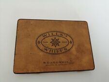 Vintage Wills Whiffs Cigar tin