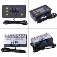 Digital Numérique Contrôleur de Température Thermostat DC 12V 20A -50~120 degré
