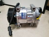 CarQuest ToughOne T58141 A//C ac Air Conditioning Compressor With Clutch New