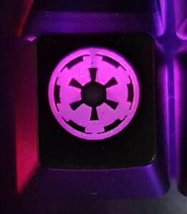 Galactic Empire Backlit Starwars Keycap