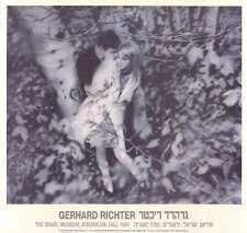 Lovers in the Forest Gerhard Richter Art Print Poster