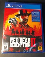 Red Dead Redemption 2 (PS4) NEW