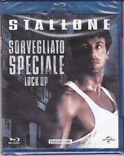 Blu-ray **SORVEGLIATO SPECIALE** con Sylvestre Stallone nuovo 1989