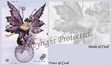 Amy Brown Counting Wishes Fairy Greeting Card Faery New