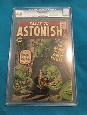 Tales To Astonish 27 CGC 4.0 1st Appearance Of Ant-man
