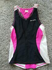 Orca Womens Small Triathlon Top Shirt