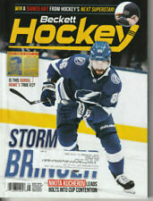 Beckett Hockey Card Magazine 2020 Alexis Lafreniere Cover