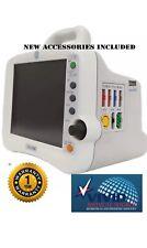 GE Patient Monitor Dash 3000 ECG NIBP SPO2 IBP New Access 1 Yr Warraty Recorder