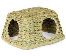 "PREVUE - Nature's Hideaway Grass Hut Toy, Medium - 11"" L x 9"" W x 6"" H"