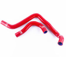 For HONDA/ACURA INTEGRA GS/LS/RS B18B1 DB7 1994-2001 Silicone Radiator Hose red